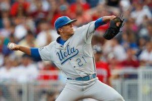 NCAA Baseball: College World Series-UCLA vs Arizona