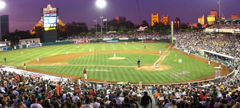 Raley Field in Sacramento