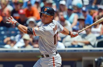 We knew Panik could hit. But this?!