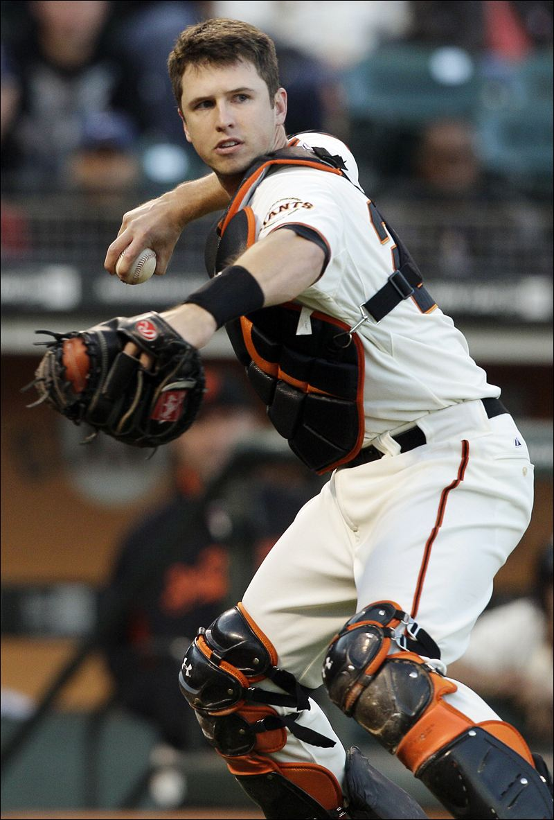2016 Giants: What's the [Catcher]Plan?